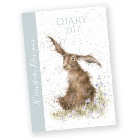 D2017 - A5 Diary 2017   Wrendale Designs
