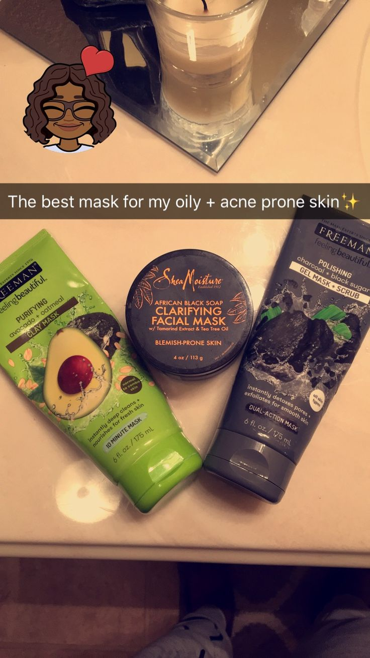 My favorite masks. I have yet to try all the other Freeman products. ✨ I use the charcoal scrub almost everyday. While Shea moisture when I see excessive breakouts & when my skin is dull I use the Avo mask. http://beautifulclearskin.net/