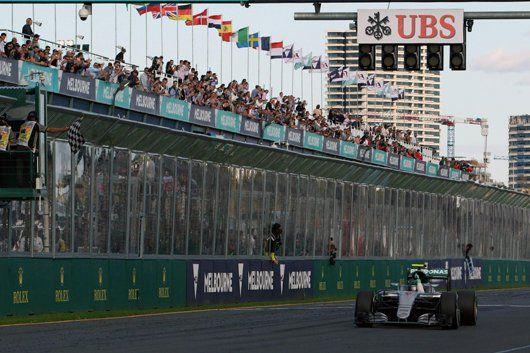 ピレリ:2016 F1 オーストラリアグランプリ 決勝レポート  [F1 / Formula 1]