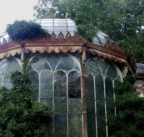 13 Best Images About Victorian Greenhouses On Pinterest