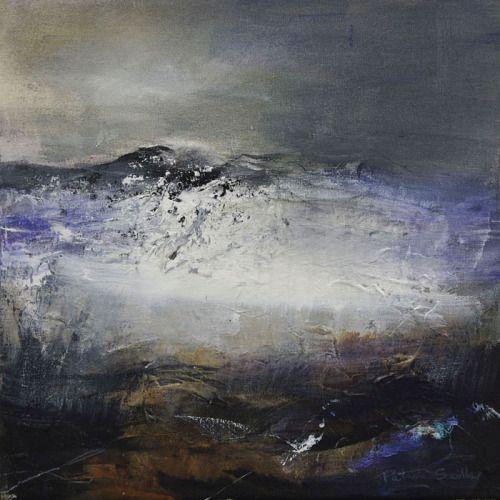 Patricia Sadler - Storm Receding, 2009