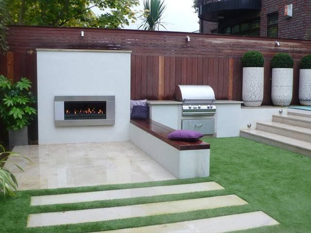 66 best Outdoor Küche images on Pinterest | Outdoor kitchens ...