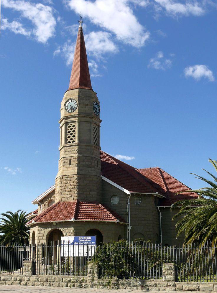 Gebou van die NG gemeente Queenstown, Kaapland