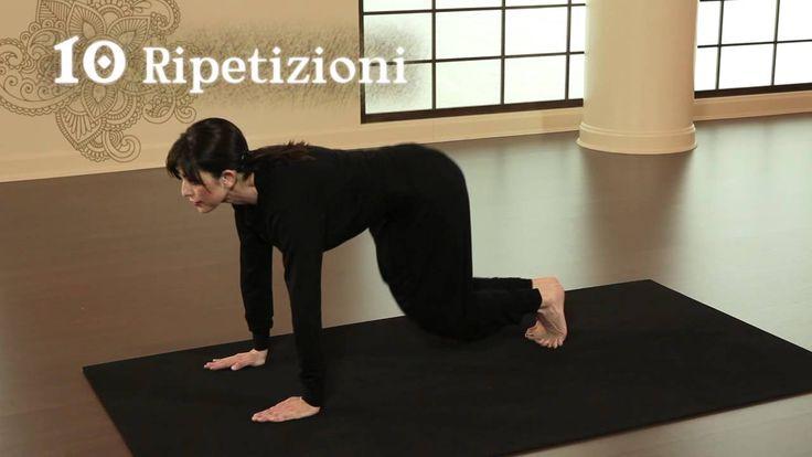 Lo yoga della settimana - 4) Giovedì