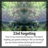 33 Forgetting, Shadow