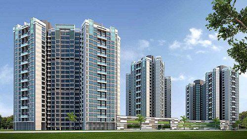 3 BHK Apartments in Mulund West Mumbai - Ariistobellanza.in