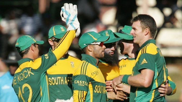 Zimbabwe v South Africa, 2nd ODI: Proteas wrap up series with 61-run win in Bulawayo