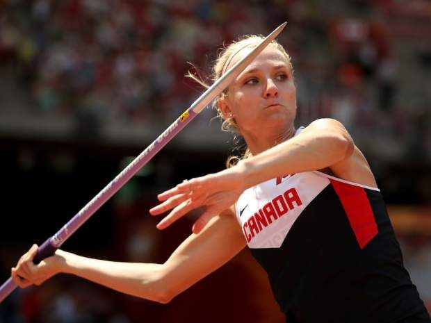 Heptathlete Brianne Theisen-Eaton found new strength after experiencing her 'lowest moment' last year