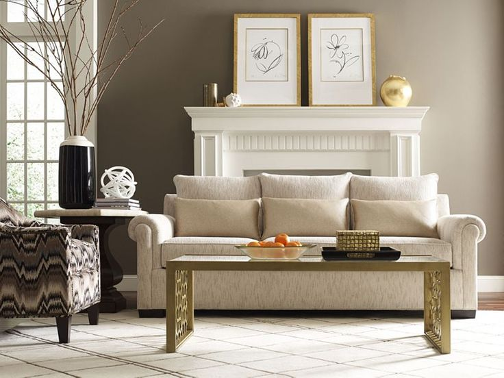 Sectional Sleeper Sofa  best American Anthem Collection images on Pinterest Thomasville furniture Bedroom furniture and Living room furniture