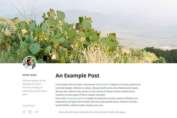 Check out Longform Lite by Pixel Union on Creative Market