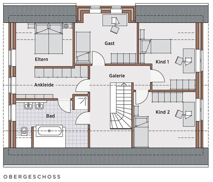 Dachgeschoss Einfamilienhaus