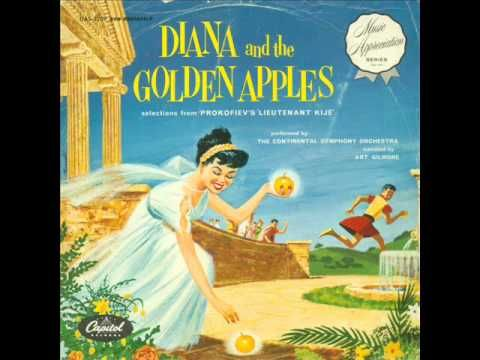 Diana & The Golden Apples - Art Gilmore