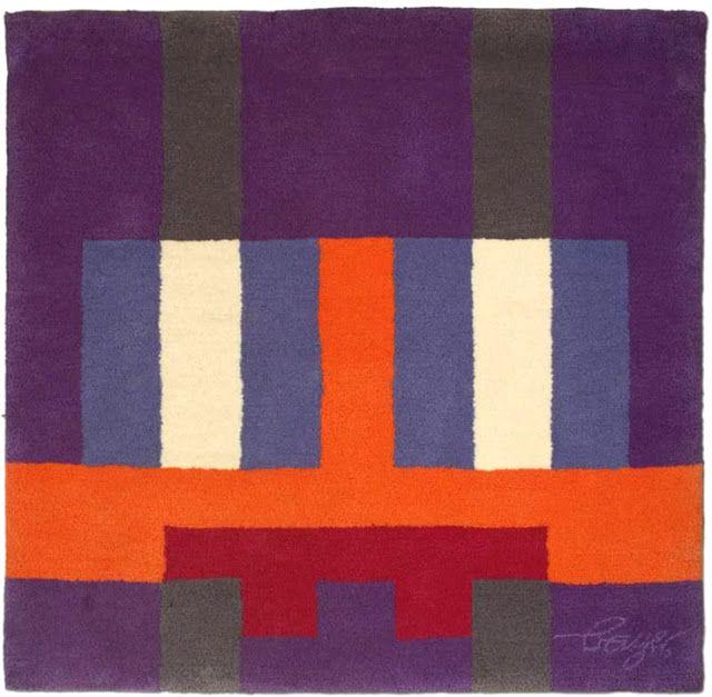 bauhaus farben textilien stoffe muster schleifen herbert bayer gobelin weberei textilka 1 4 nstler textildesign mischen preis