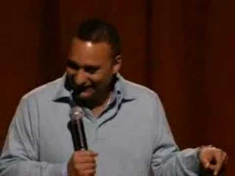 Russell Peters on indian names