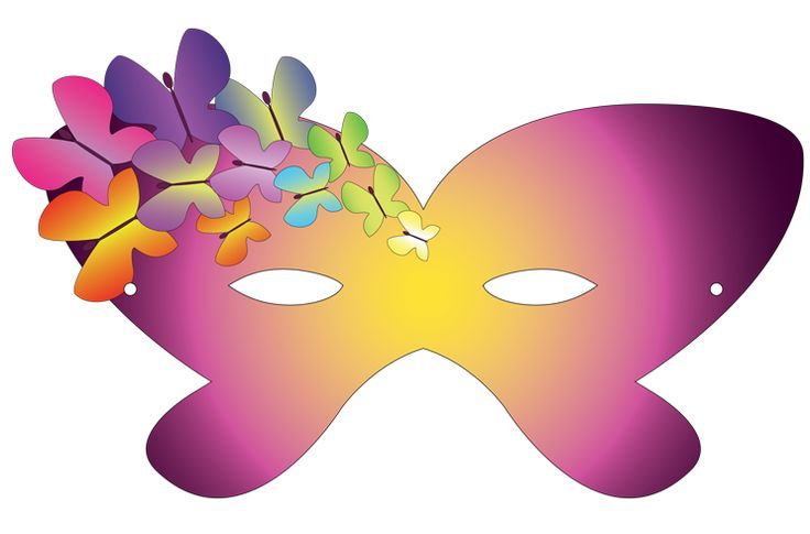 Download this mask here: http://it.piccolini.com/maschere-carnevale/2012/la-farfalla-luminosa/