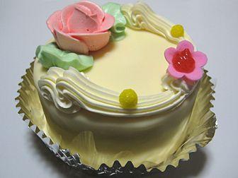 アンヂェラス、バタークリームケーキ