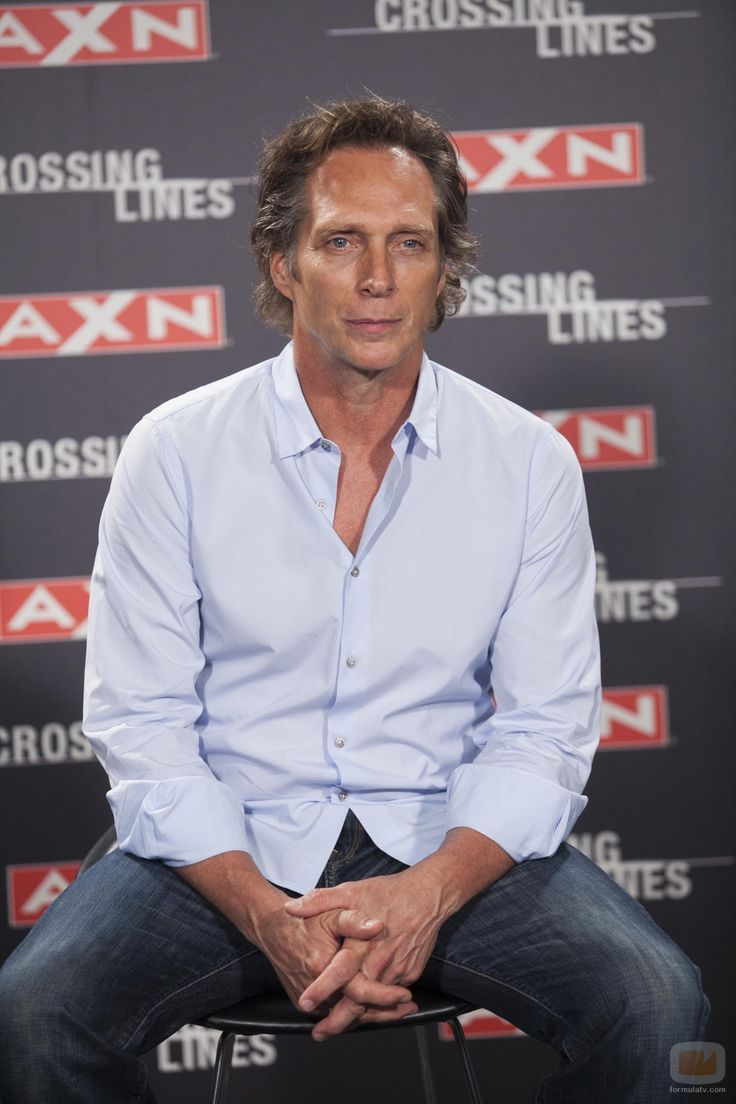 William Fitchner en 'Crossing Lines'