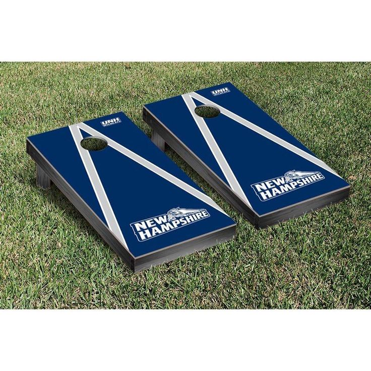 Victory Tailgate New Hampshire Wildcats Cornhole Boards Game Set - 15751
