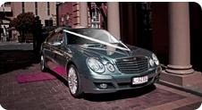 Mercedes Benz E-Class- Limoso Luxury Transport