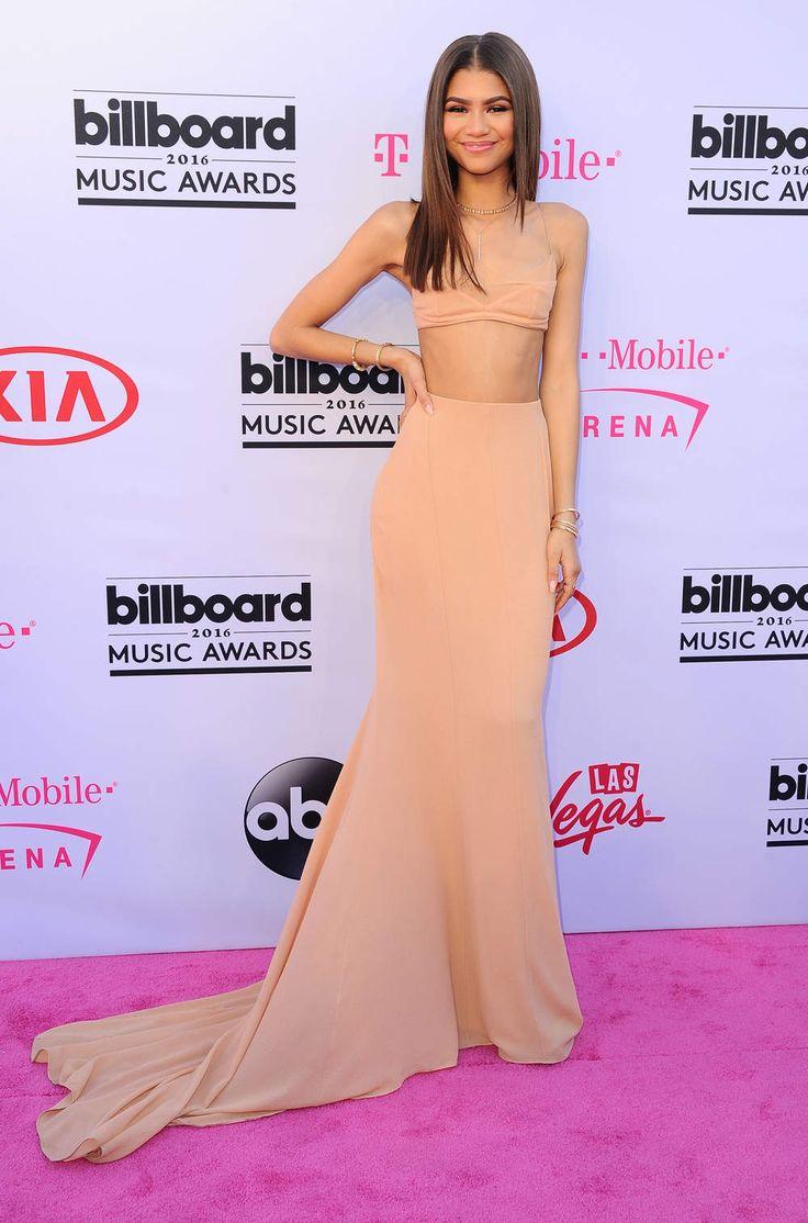 Le photocall des Billboard Awards 2016:. Zend aura