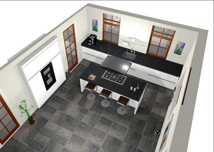Keuken ontwerpen? Teken zelf je keuken bij van Wanrooij!