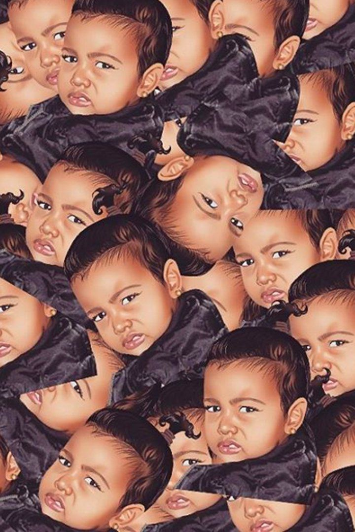 Kim Kardashian's App Just Released New Emoji Including Kanye and North West