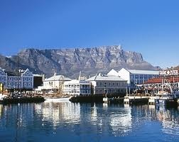 V & A Waterfront. Cape Town - South Africa