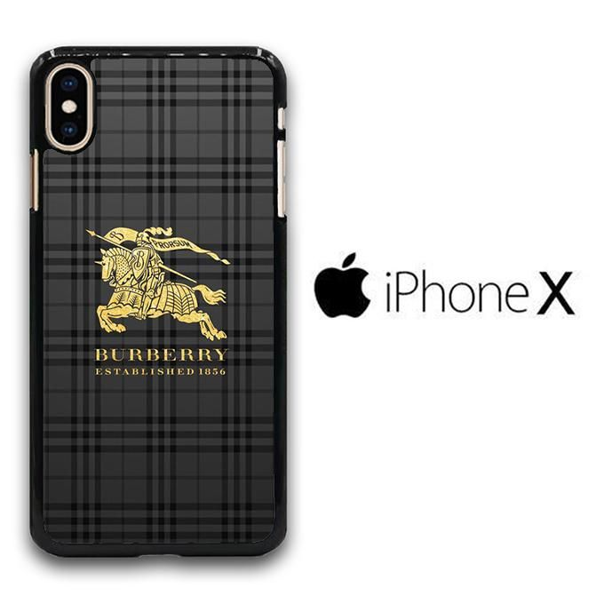 burberry pattern 001 iphone x case in 2019 iphone x caseburberry pattern 001 iphone x case