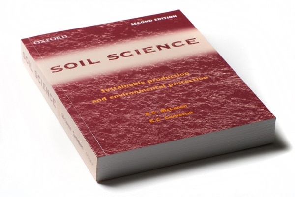 Soil Science by Ron McLaren and Keith Cameron