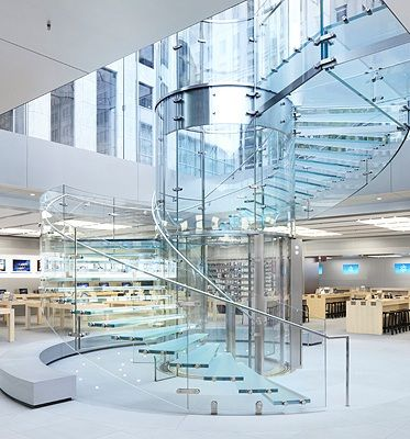 'Spaceship Campus' architecture firm to revamp Apple retail stores