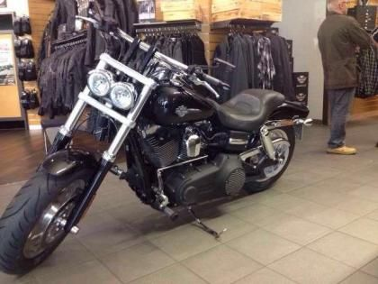 Gebrauchte Harley-Davidson Dyna Fat Bob Angebote bei AutoScout24 – Martin Petras