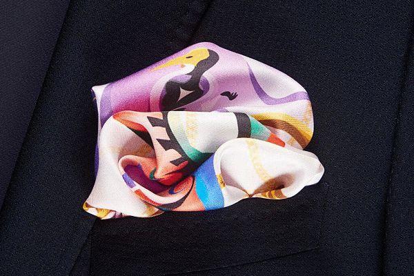 Держи карман шире: нагрудные платки R.CULTURI