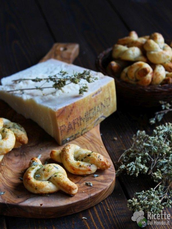 Come fare i nodini al parmigiano