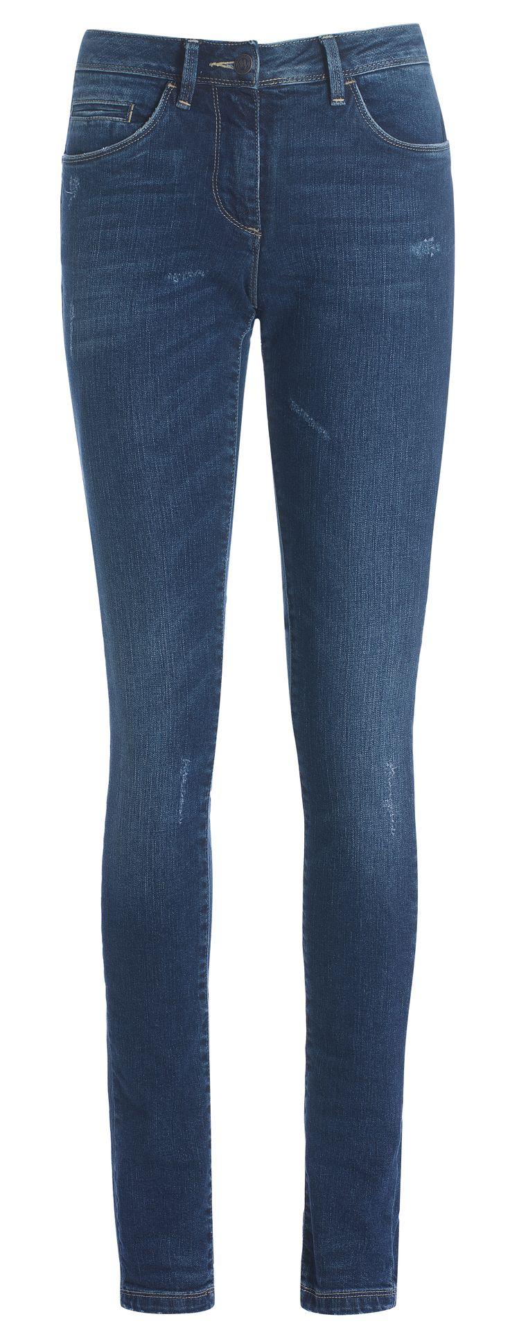 Henri Lloyd distressed jeans