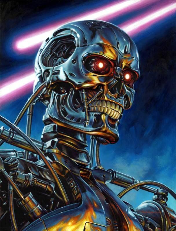 The Terminator by Jason Edmiston
