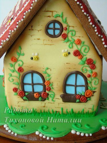 472 best Gingerbread House Spring & Summer images on Pinterest ...