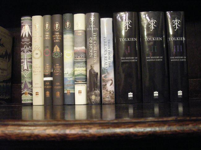 Tolkien Reading Order