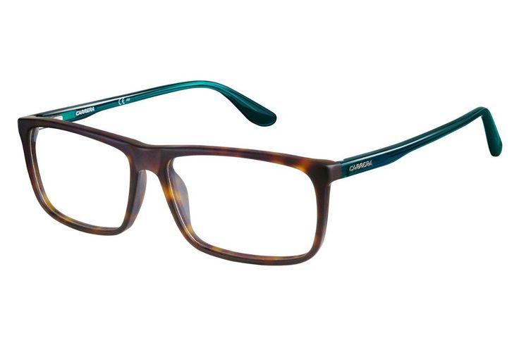 Carrera - 6643 Havana Green Rx Glasses
