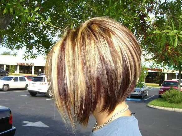 Short Bob Hairstyles Back View | Bob Hairstyle for 2014 Short Hairstyles for 2014 Short Bob Hairstyle ...