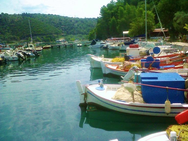 Meganisi, Greece