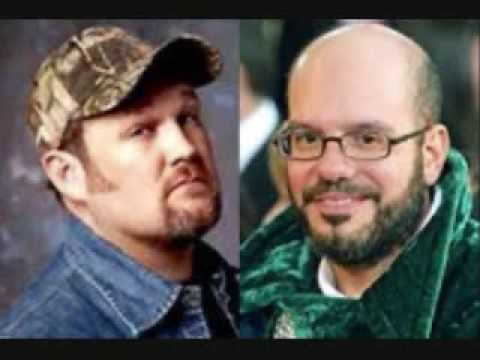 David Cross - An Open Letter to Larry the Cable Guy (1 of 2)