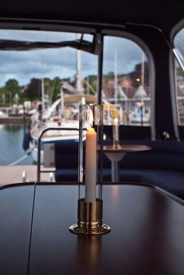 Skönare stämning i båten