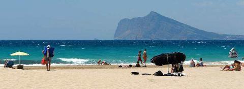 Alicantes strande
