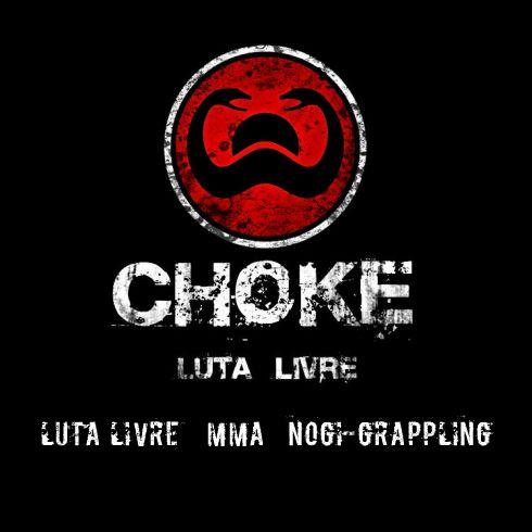 choke luta livre logo