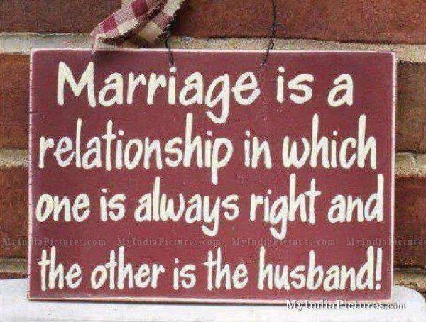 Marriage #funny