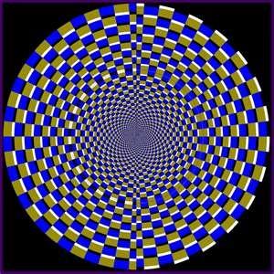 Optical Illusions .