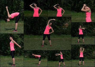 keep fit with BoNo: Protažení svalů