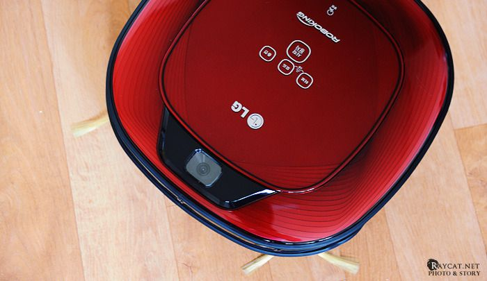 사각형의 로봇청소기 LG 로보킹 듀얼아이 2.0 개봉기 :: Photo and Story