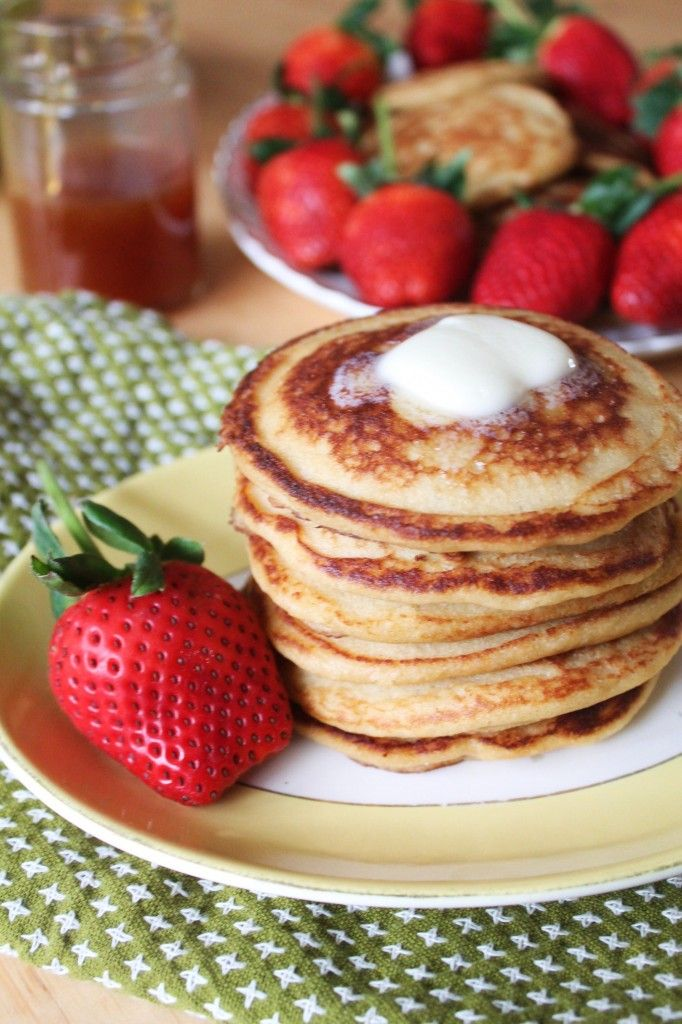 Gluten Free Pancakesm (coconut and almond flour)