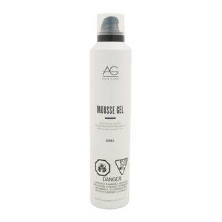 Mousse Gel Extra-Firm by AG Hair Cosmetics for Unisex, 10 oz